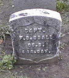 UDALL, F.O. - Dubuque County, Iowa | F.O. UDALL