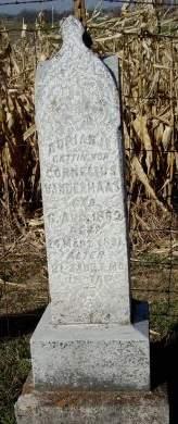 VANDERMAAS, ADRIAN J. E. - Dubuque County, Iowa   ADRIAN J. E. VANDERMAAS