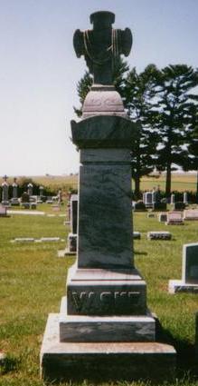 KOOPMANN VASKE, ANNA - Dubuque County, Iowa | ANNA KOOPMANN VASKE