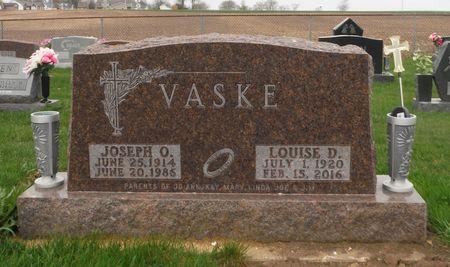 STRONCK VASKE, LOUISE D.