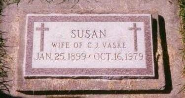 VASKE, SUSAN - Dubuque County, Iowa | SUSAN VASKE