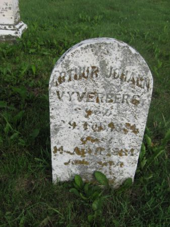 VYVERBERG, ARTHUR - Dubuque County, Iowa | ARTHUR VYVERBERG