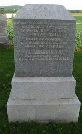 VYVERBERG, EMMA - Dubuque County, Iowa | EMMA VYVERBERG