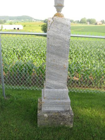 VYVERBERG, JOHN - Dubuque County, Iowa | JOHN VYVERBERG