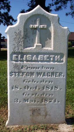 WAGNER, ELISABETH - Dubuque County, Iowa | ELISABETH WAGNER