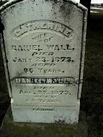 WALL, DANIEL - Dubuque County, Iowa | DANIEL WALL