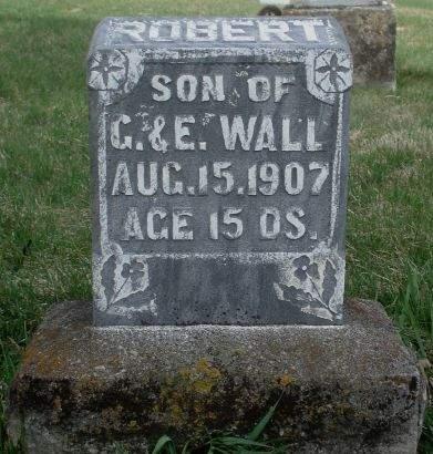 WALL, ROBERT - Dubuque County, Iowa | ROBERT WALL