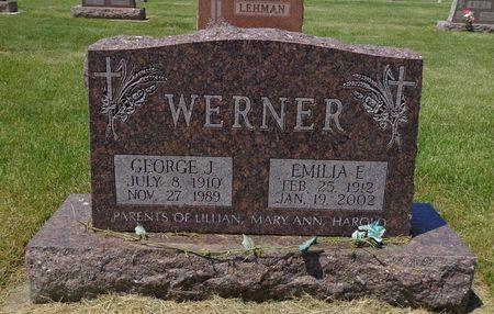 WERNER, EMILIA E.