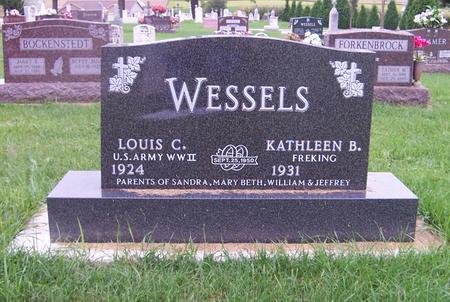 WESSELS, KATHLEEN B. - Dubuque County, Iowa | KATHLEEN B. WESSELS