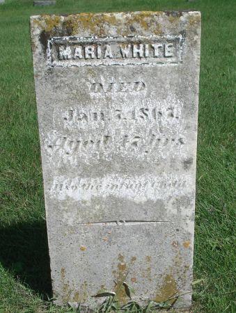 WHITE, INFANT - Dubuque County, Iowa | INFANT WHITE