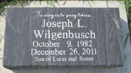 WILGENBUSCH, JOSEPH L. - Dubuque County, Iowa   JOSEPH L. WILGENBUSCH