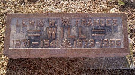 WILL, LEWIS W. - Dubuque County, Iowa | LEWIS W. WILL
