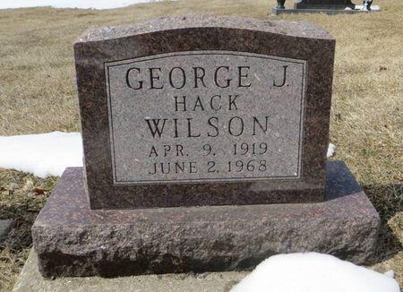 WILSON, GEORGE J.
