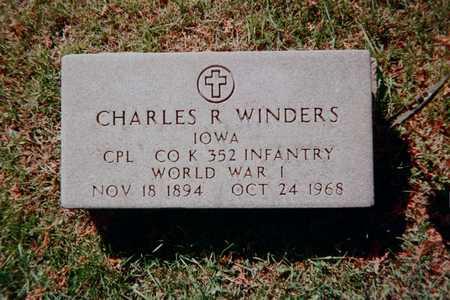 WINDERS, CHARLES R. - Dubuque County, Iowa | CHARLES R. WINDERS