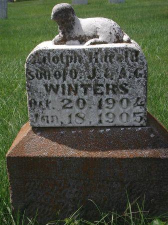 WINTERS, ADOLPH HAROLD - Dubuque County, Iowa | ADOLPH HAROLD WINTERS