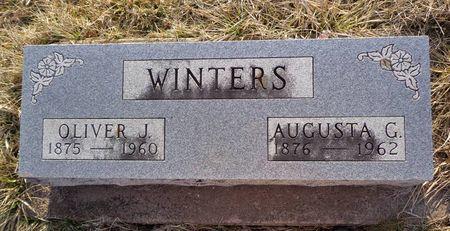 WINTERS, AUGUSTA G. - Dubuque County, Iowa | AUGUSTA G. WINTERS