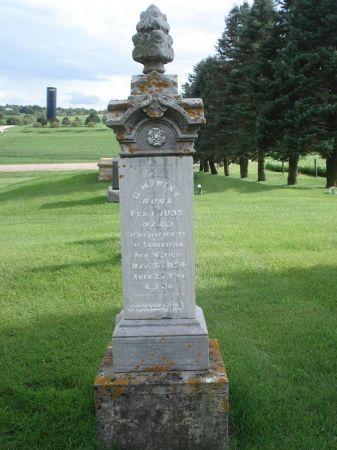WISE, G. M. - Dubuque County, Iowa | G. M. WISE