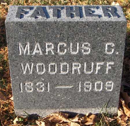 WOODRUFF, MARCUS C. - Dubuque County, Iowa | MARCUS C. WOODRUFF