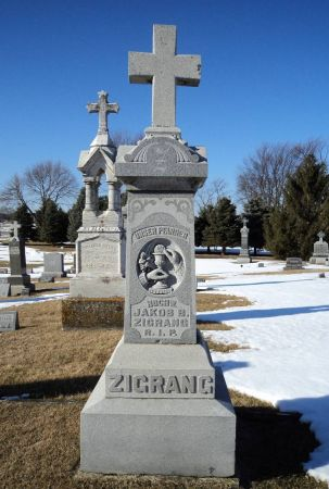 ZIGRANG, JAKOB B. - Dubuque County, Iowa | JAKOB B. ZIGRANG