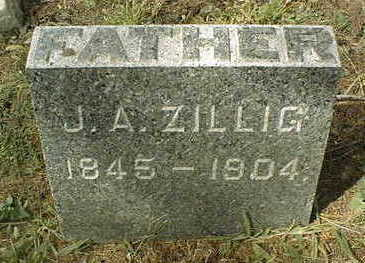 ZILLIG, J.A. - Dubuque County, Iowa | J.A. ZILLIG