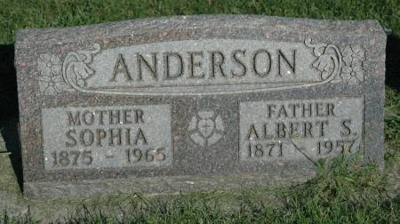 ANDERSON, SOPHIA - Emmet County, Iowa | SOPHIA ANDERSON