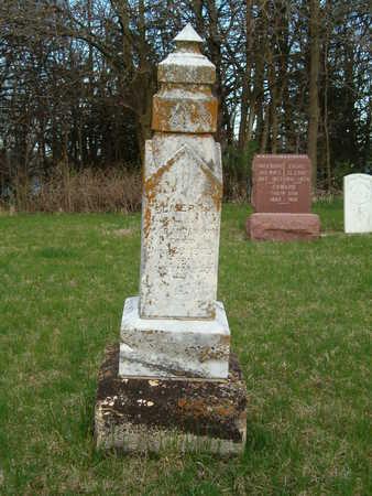 ANDERSON, ELMER H. - Emmet County, Iowa | ELMER H. ANDERSON