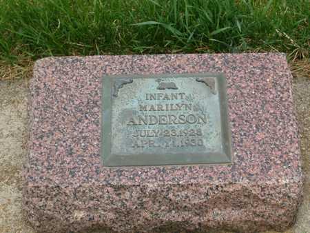 ANDERSON, MARILYN - Emmet County, Iowa | MARILYN ANDERSON