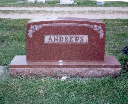 ANDREWS, FAMILY - Emmet County, Iowa | FAMILY ANDREWS