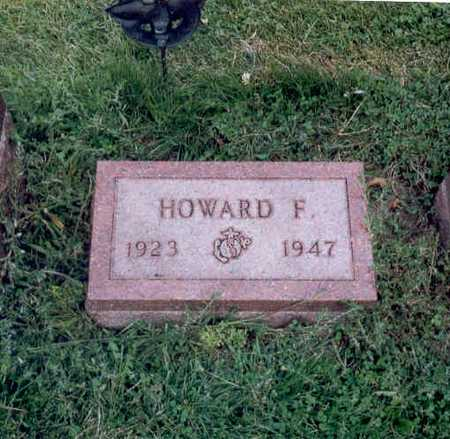 ANDREWS, HOWARD F. - Emmet County, Iowa | HOWARD F. ANDREWS