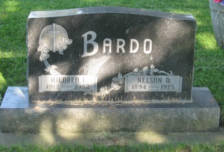 BARDO, NELSON D. - Emmet County, Iowa | NELSON D. BARDO