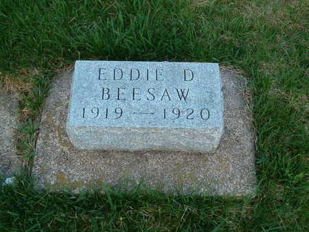 BEESAW, EDDIE D. - Emmet County, Iowa | EDDIE D. BEESAW