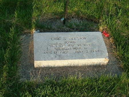 BEESAW, OBE S. - Emmet County, Iowa | OBE S. BEESAW