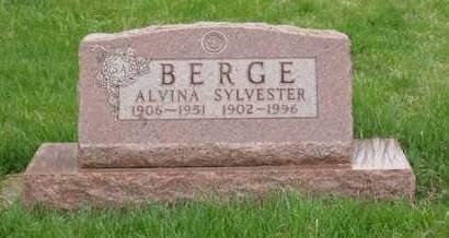 BERGE, SYLVESTER - Emmet County, Iowa | SYLVESTER BERGE
