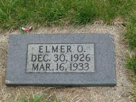 BERVEN, ELMER O. - Emmet County, Iowa   ELMER O. BERVEN