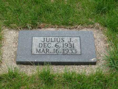 BERVEN, JULIUS J. - Emmet County, Iowa | JULIUS J. BERVEN