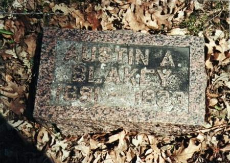BLAKEY, AUSTIN APPLE - Emmet County, Iowa | AUSTIN APPLE BLAKEY
