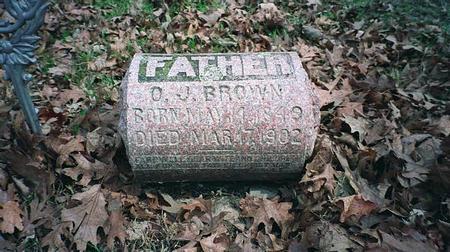 BROWN, ORVIL JESSE - Emmet County, Iowa | ORVIL JESSE BROWN