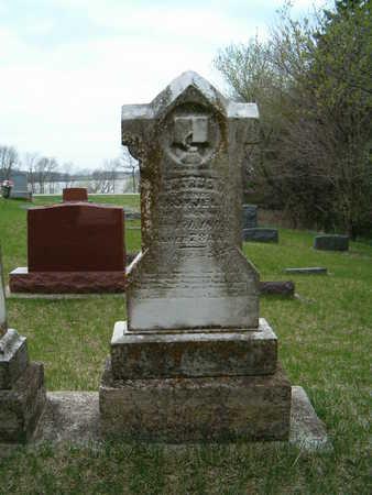 BRUHJELD, JERTRUD O TORSNES - Emmet County, Iowa | JERTRUD O TORSNES BRUHJELD