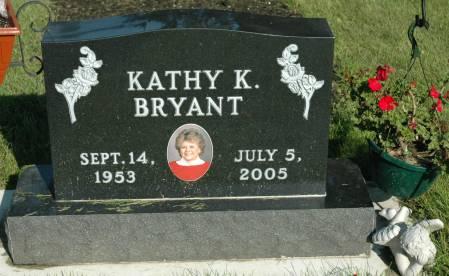 BRYANT, KATHY K. - Emmet County, Iowa   KATHY K. BRYANT