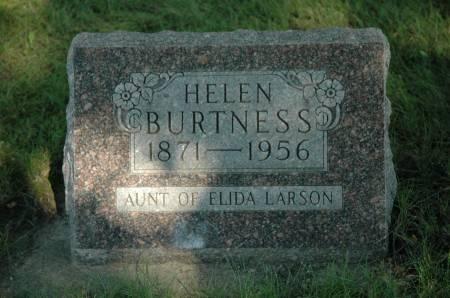 BURTNESS, HELEN - Emmet County, Iowa | HELEN BURTNESS