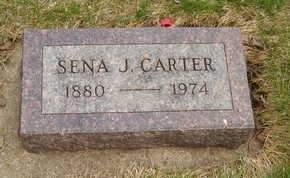 CARTER, SENA J. - Emmet County, Iowa | SENA J. CARTER