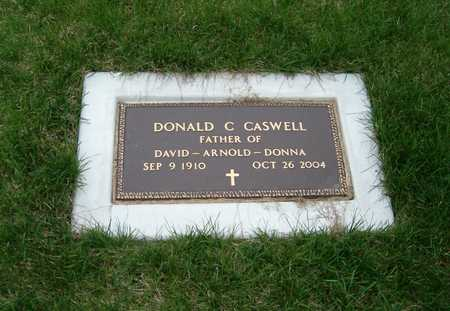 CASWELL, DONALD - Emmet County, Iowa | DONALD CASWELL