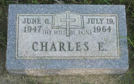 CHRISTENSEN, CHARLES E. - Emmet County, Iowa | CHARLES E. CHRISTENSEN