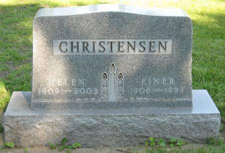 CHRISTENSEN, HELEN - Emmet County, Iowa | HELEN CHRISTENSEN