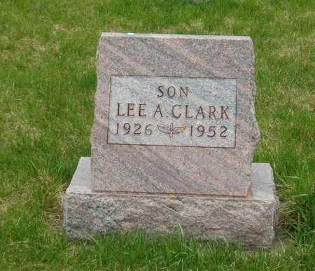 CLARK, LEE A. - Emmet County, Iowa | LEE A. CLARK