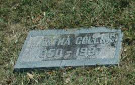 COLLINS, MARTHA - Emmet County, Iowa | MARTHA COLLINS