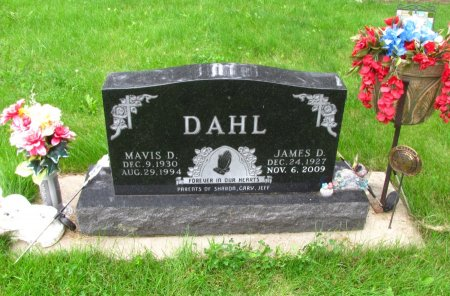 DAHL, MAVIS D. - Emmet County, Iowa | MAVIS D. DAHL