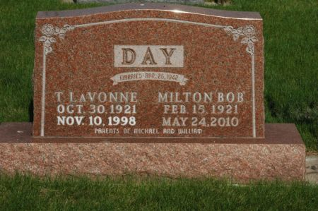 SEARS DAY, LAVONNE T. - Emmet County, Iowa | LAVONNE T. SEARS DAY