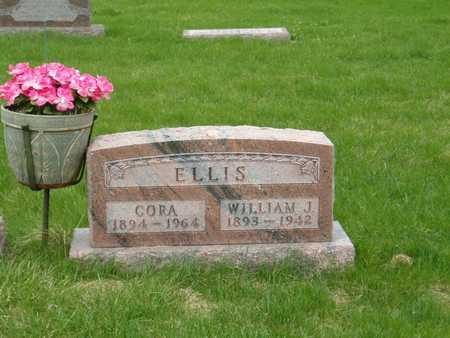 ELLIS, WILLIAM J. - Emmet County, Iowa | WILLIAM J. ELLIS