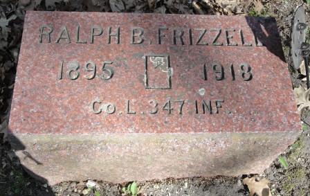 FRIZZELL, RALPH BRADFIELD - Emmet County, Iowa | RALPH BRADFIELD FRIZZELL